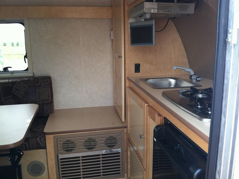 Tab Outback Trailer Floor Plan Little Tab Sutton Rv Eugene