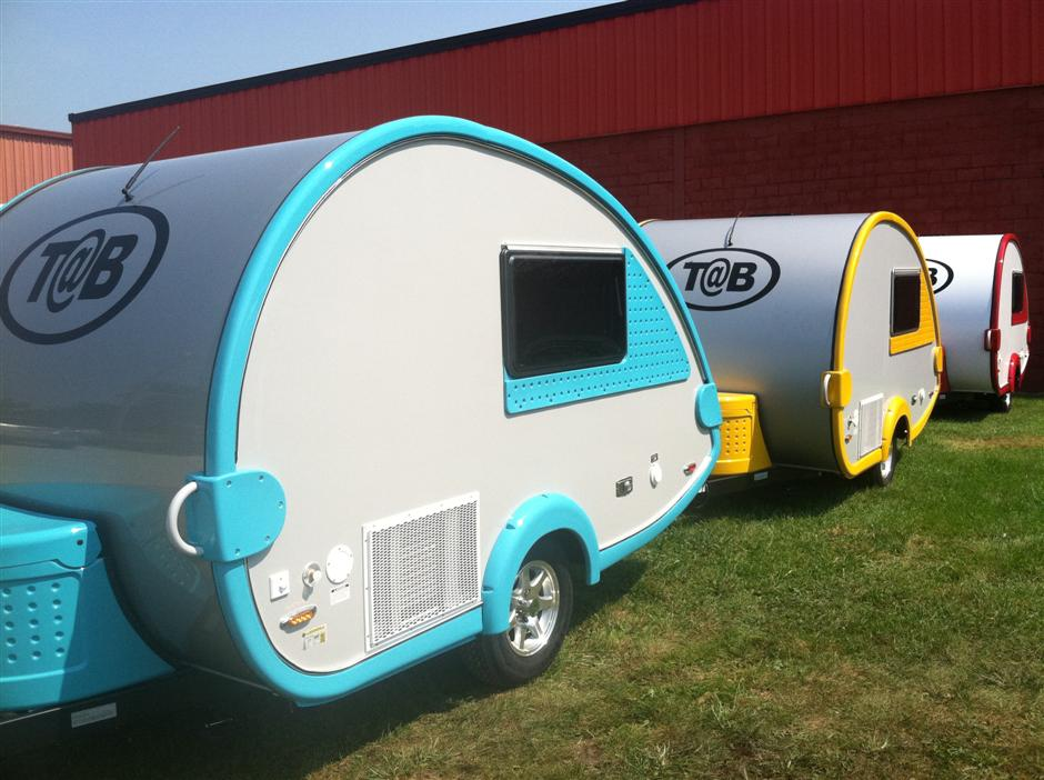 Awesome Travel Trailers Come In Two Classifications Less Than 4000 Lbs And