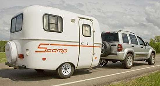 scamp | The Small Trailer Enthusiast
