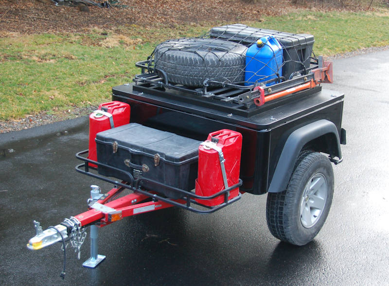 Model Displaying 20 Gt Images For Diy Off Road Camper Trailer