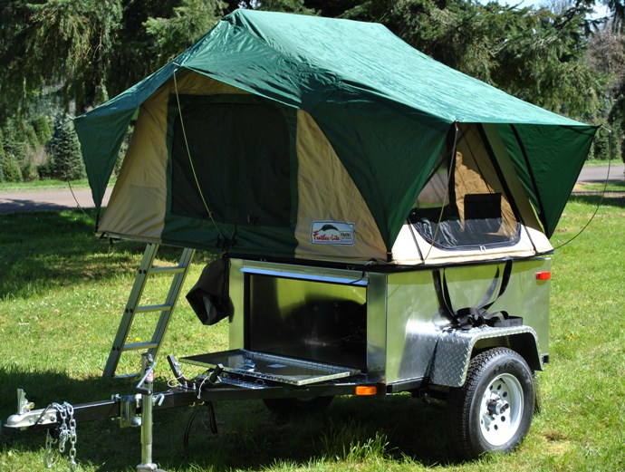 Compact Camping Concepts The Small Trailer Enthusiast
