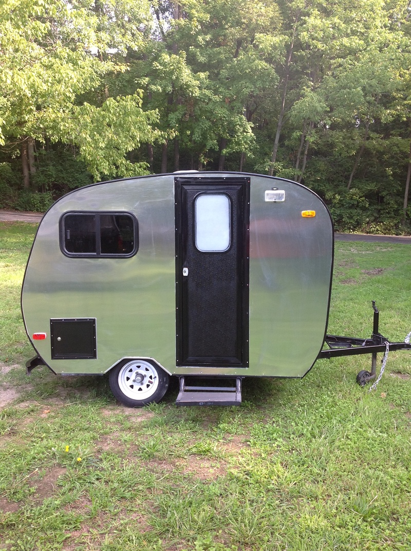 Gallery For Small Pop Up Camping Trailers