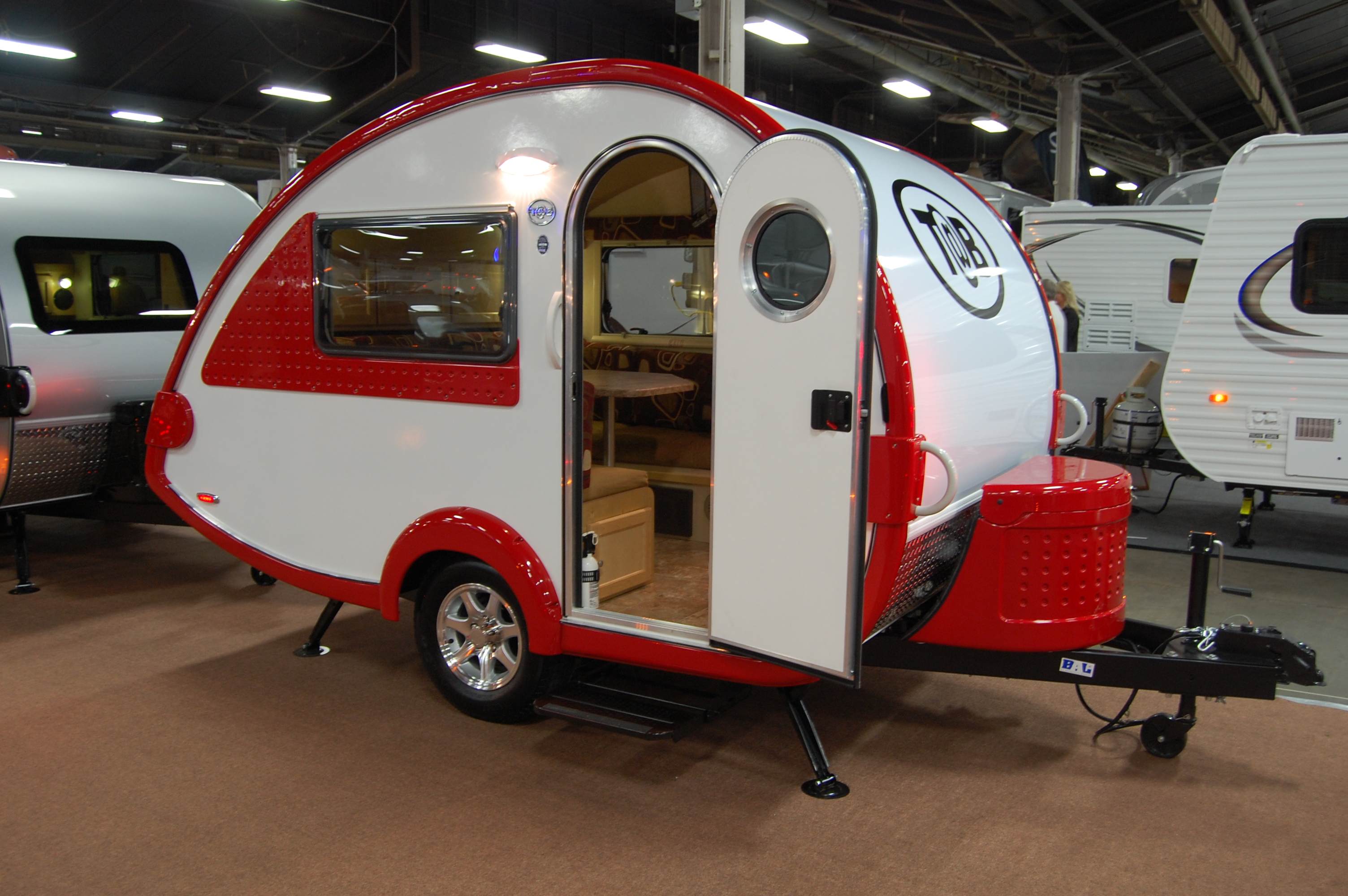 teardrop trailers The Small Trailer Enthusiast