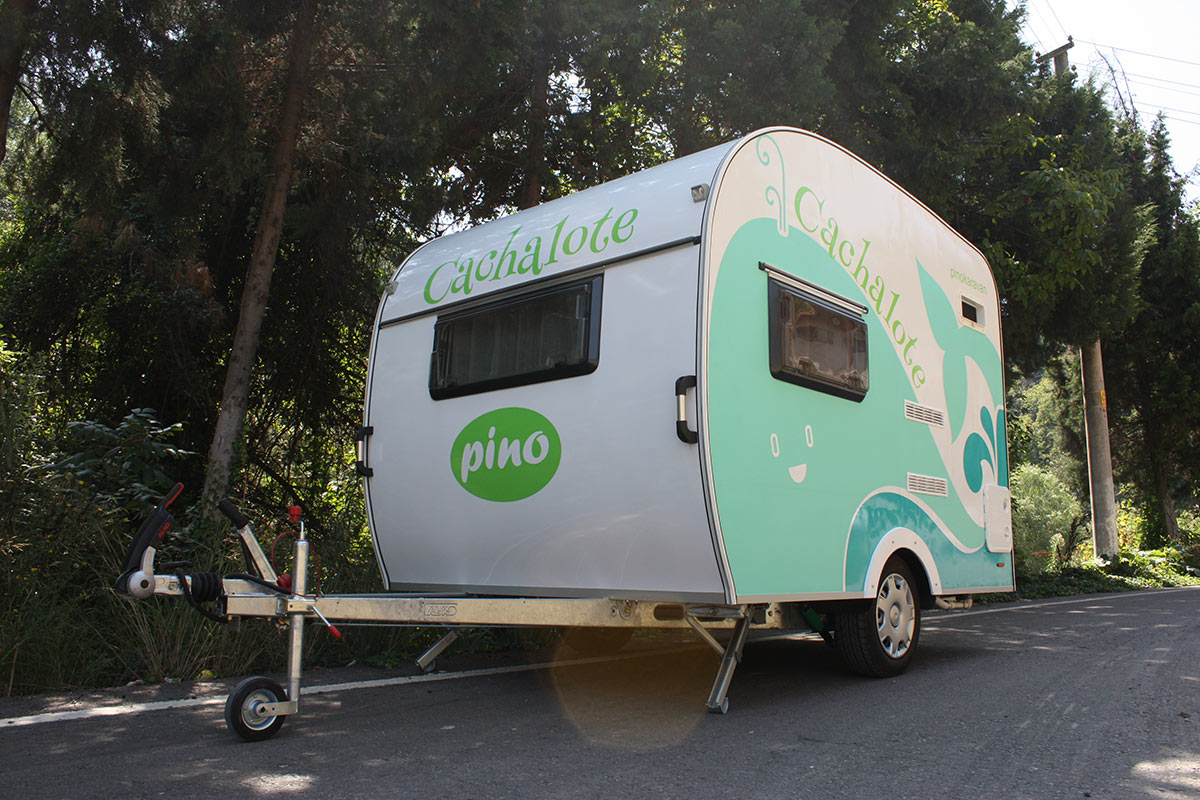 Campers Under 1500 Lbs >> pino caravan   The Small Trailer Enthusiast
