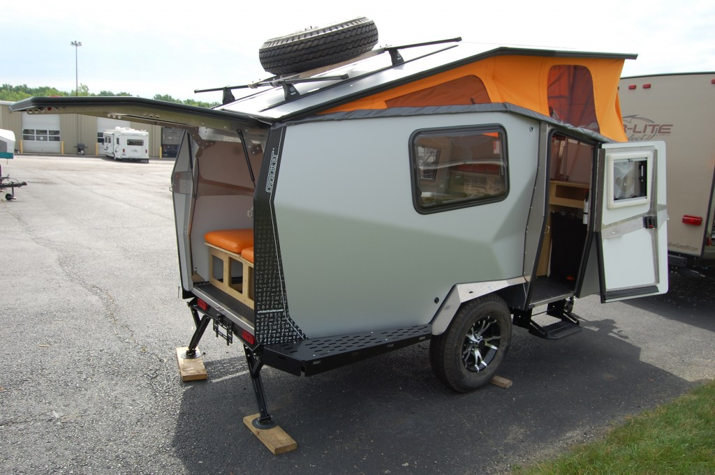 Gallery of Small Lightweight Travel Trailers