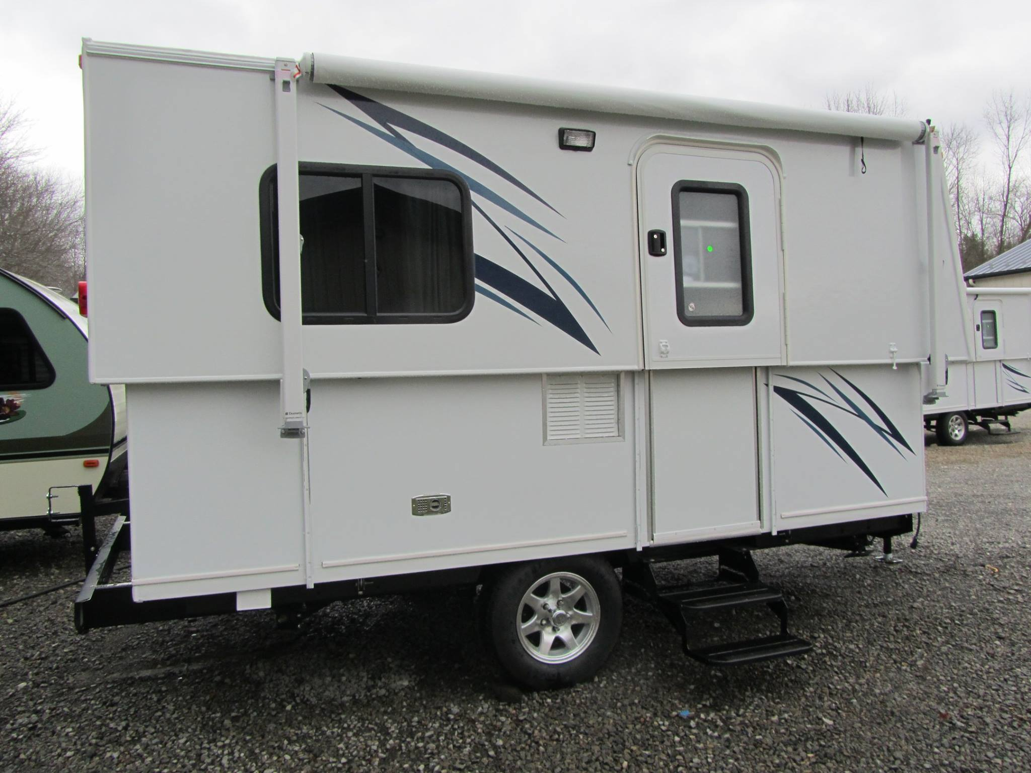 Compact Jr Travel Trailer