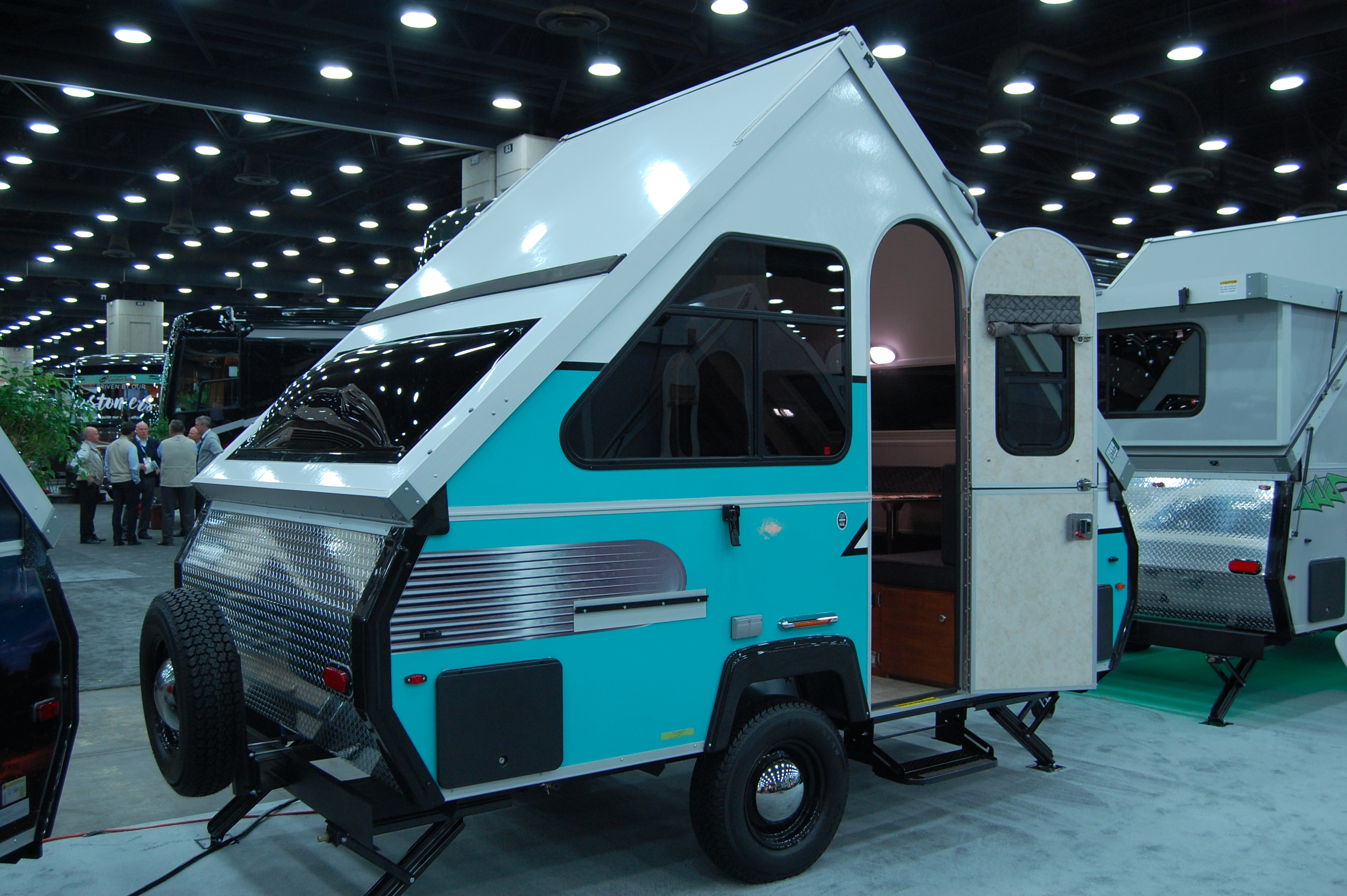 pop up camper The Small Trailer Enthusiast