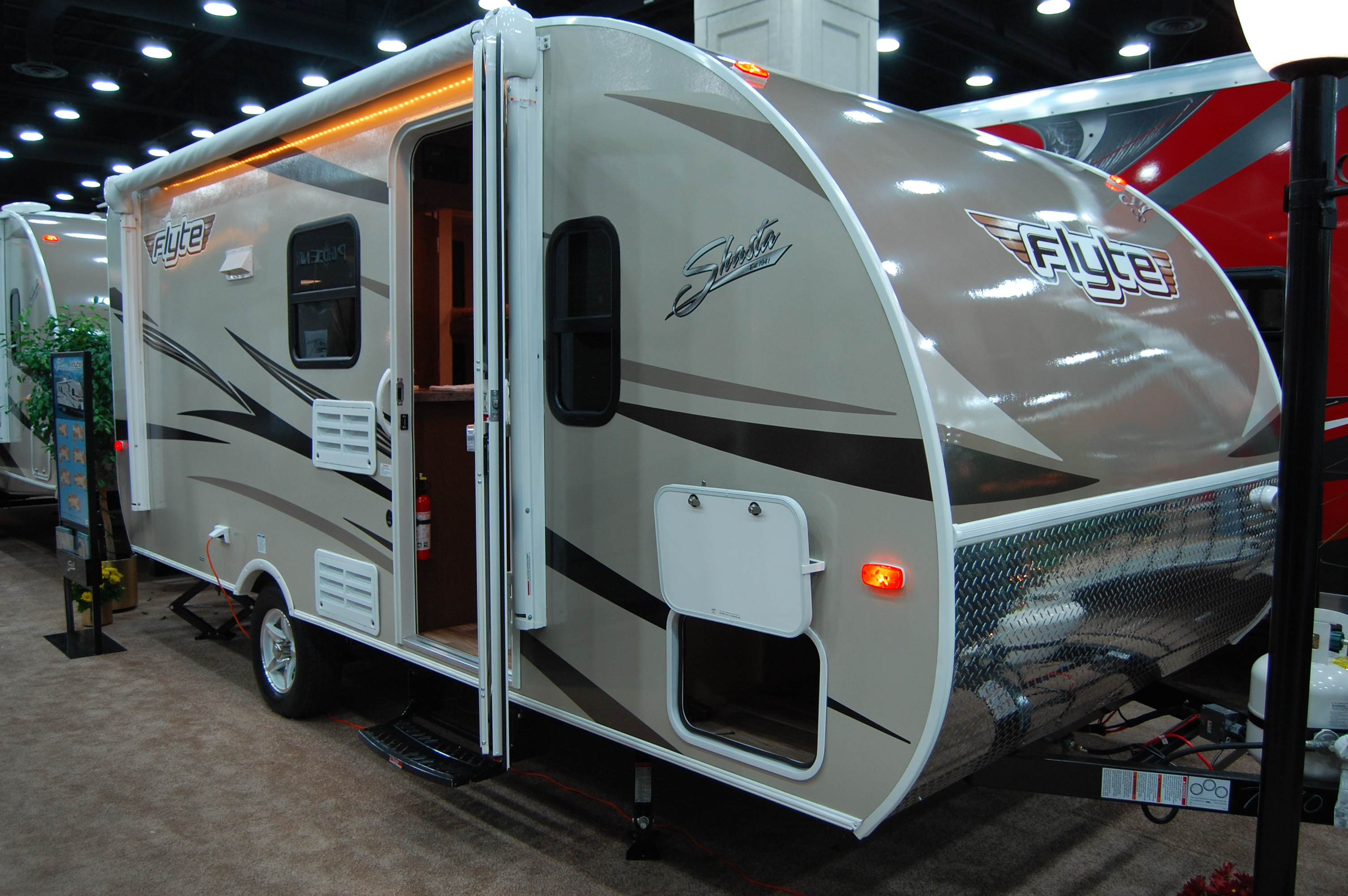 camper the small trailer enthusiast