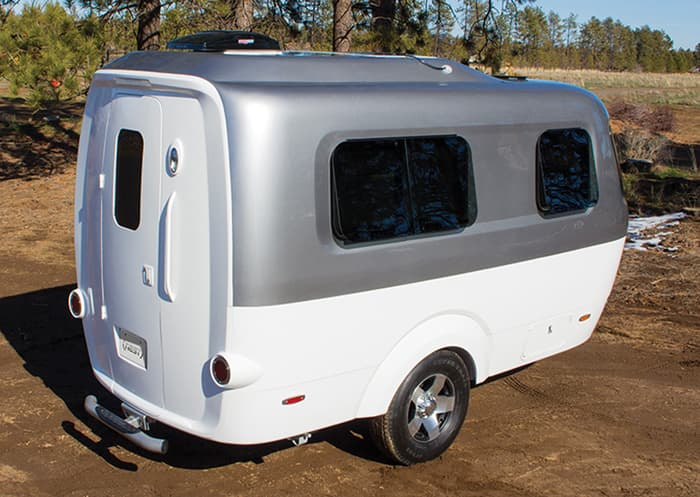 Airstream Acquires NEST Caravans The Small Trailer Enthusiast
