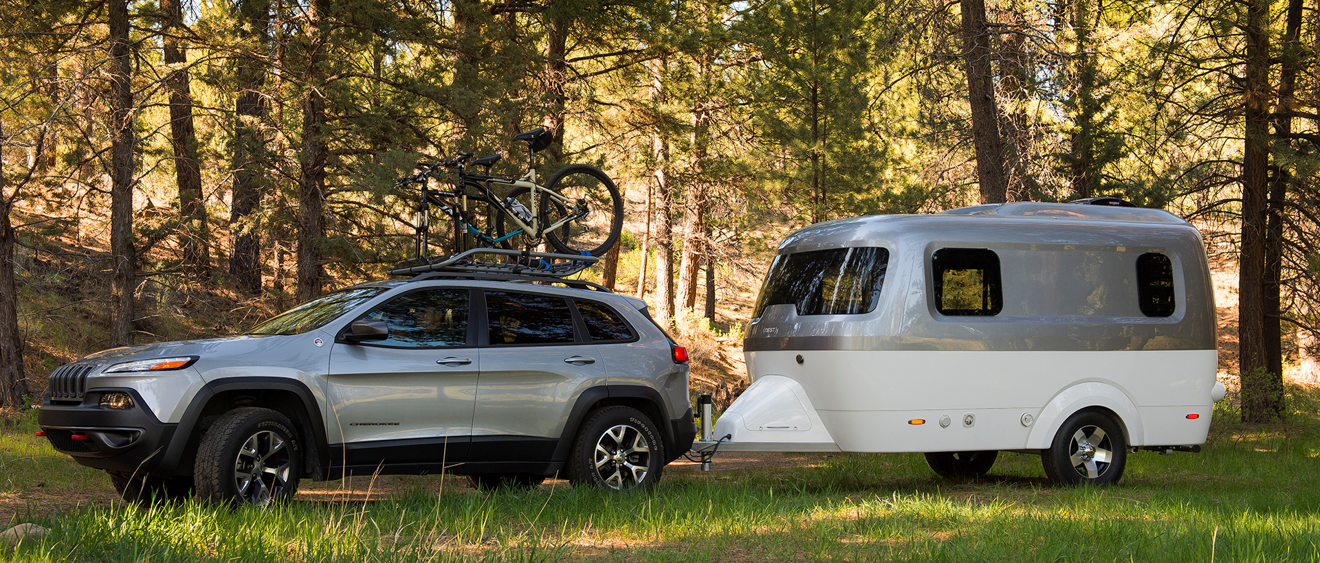 Model Nest Caravan Unites Chassis And Body In Monocoque Form
