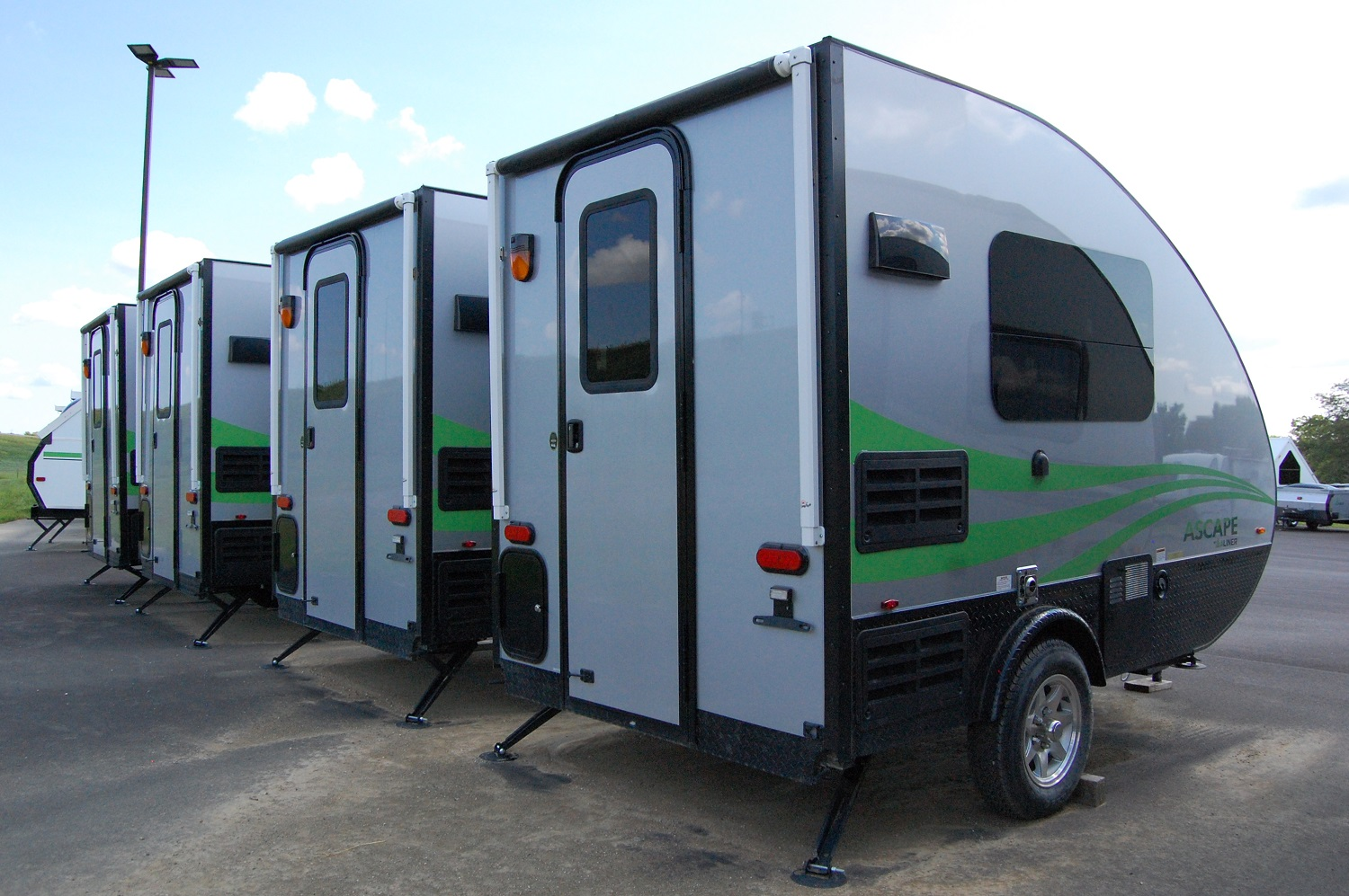 Tiny Trailers The Small Trailer Enthusiast