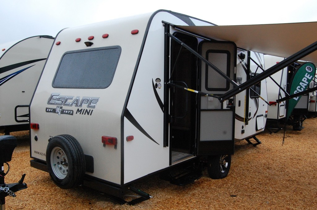 The Small Trailer Enthusiast News Info For The Small Trailer - Casita travel trailers floor plans